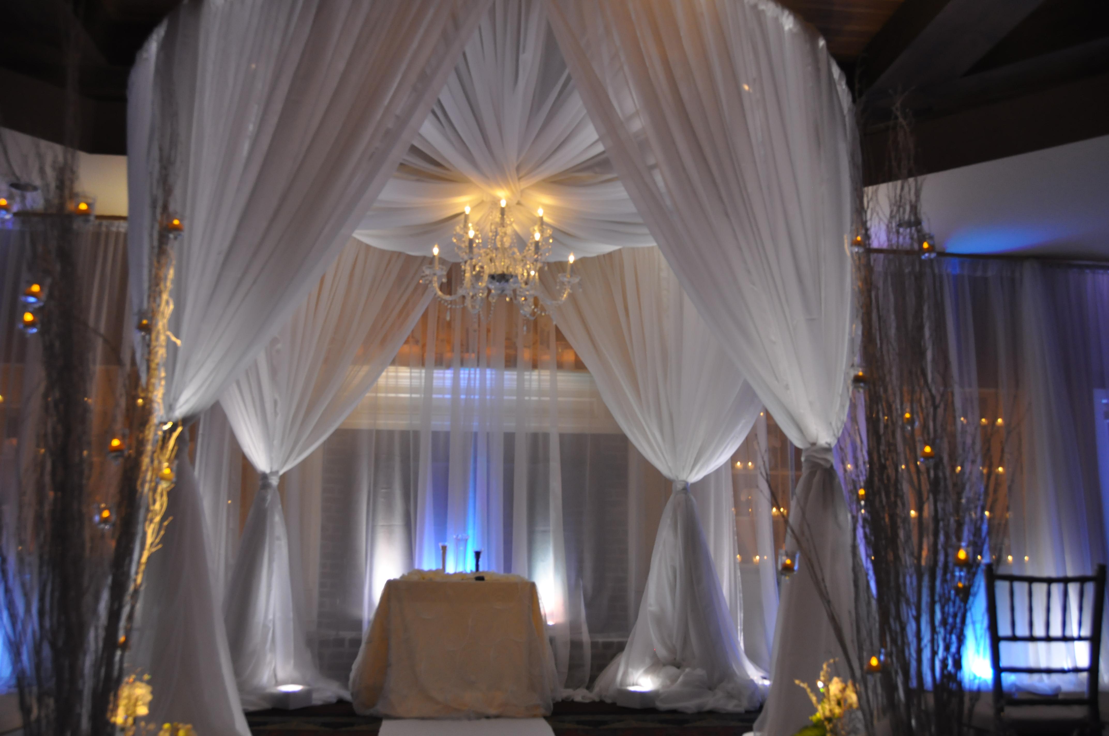 A Surprise Winter Wonderland Wedding